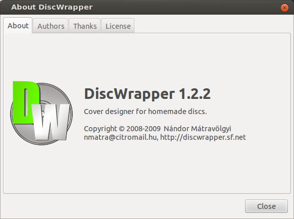 About DiscWrapper_306