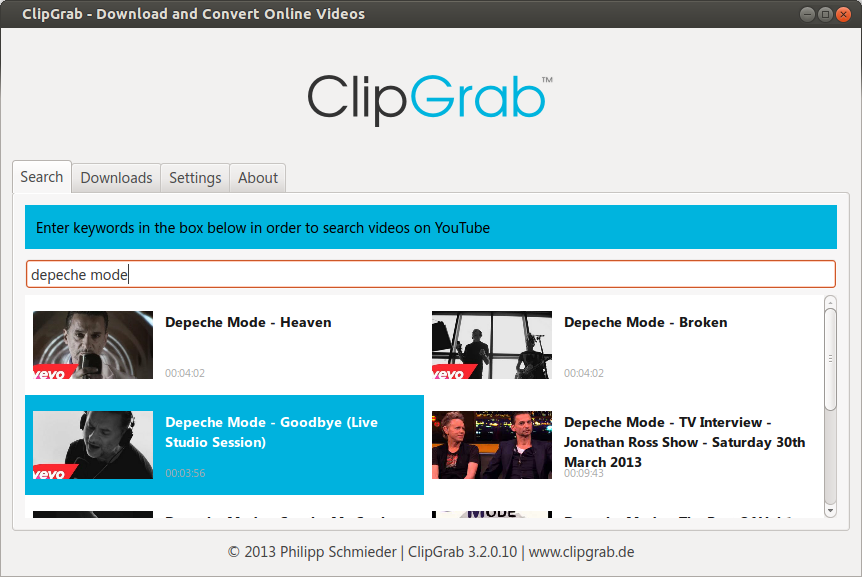 ClipGrab - Download and Convert Online Videos_356