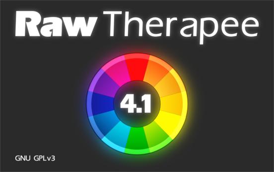 RawTherapee-4-1
