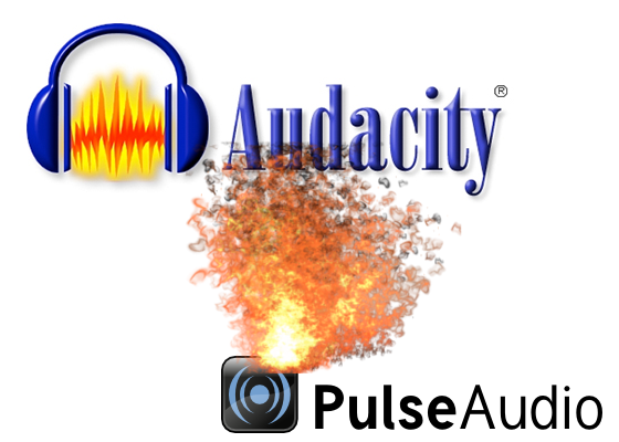 Audacity crash