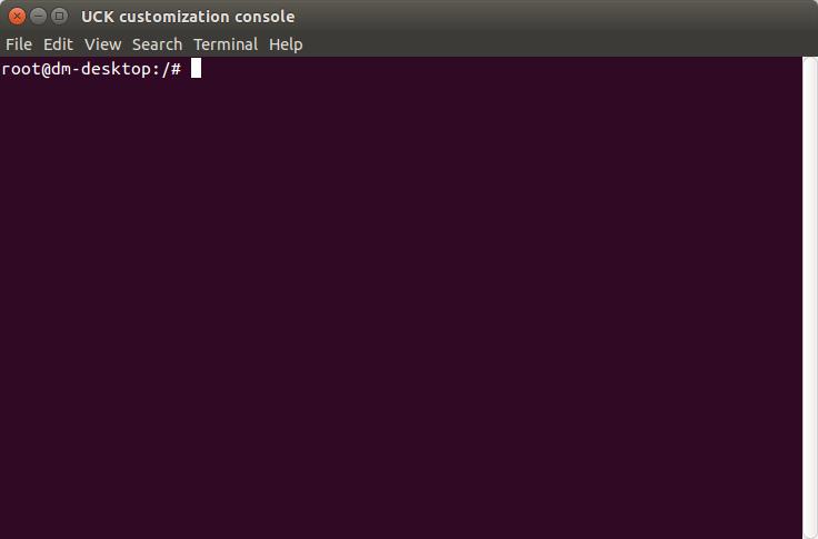 UCK customization console_497