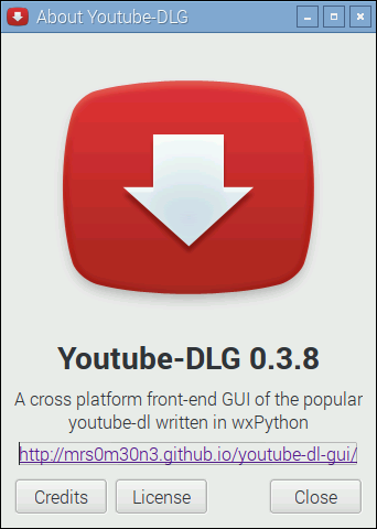 Youtube-dlG