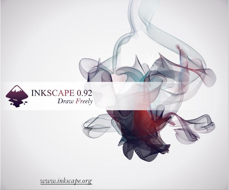 Установка Inkscape 0.92 в Ubuntu Linux