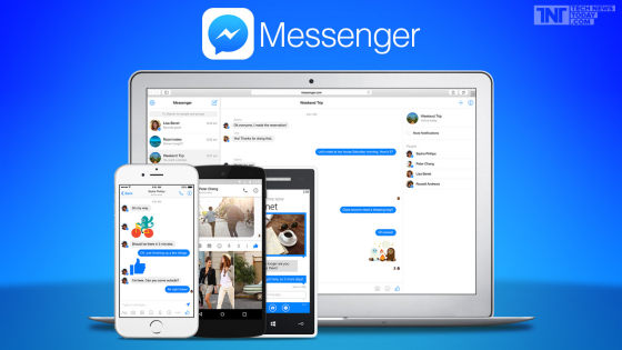 Facebook Messenger for Linux