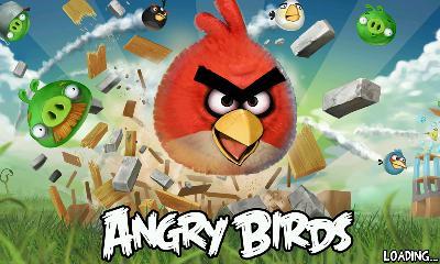 Angry Birds в Убунту