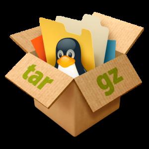 создаем архив в Ubuntu
